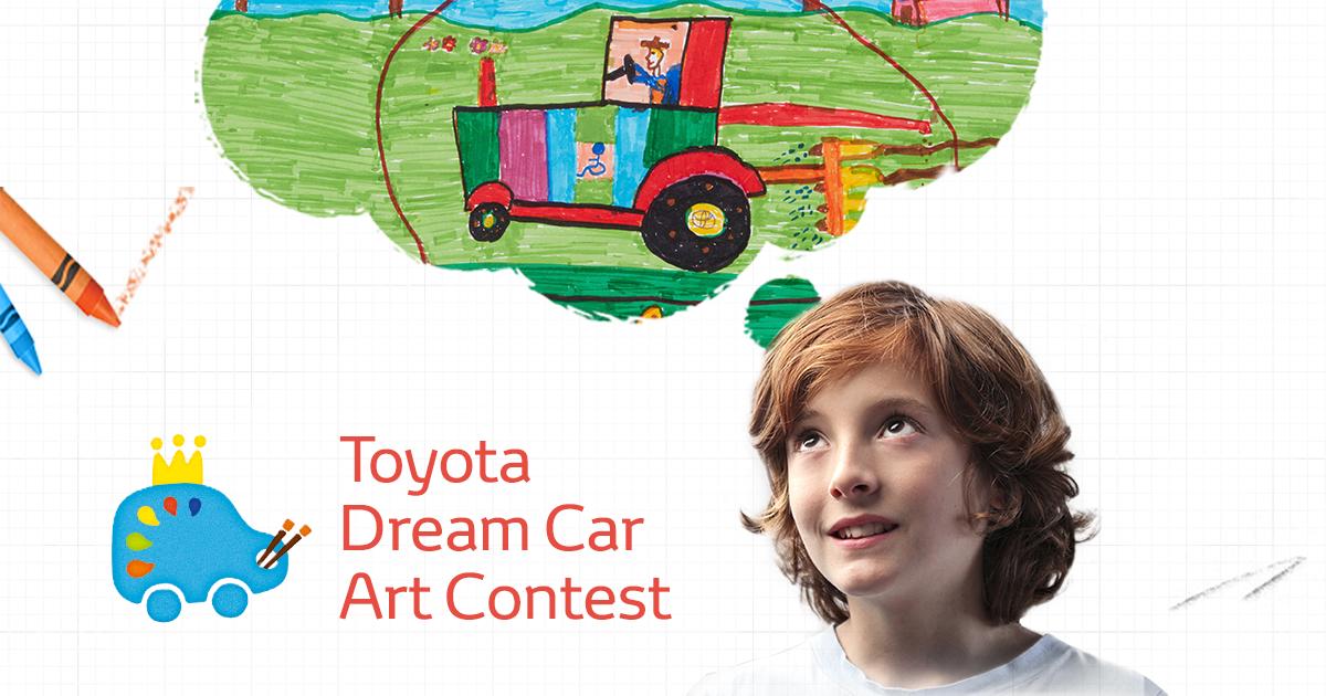 12 The Toyota Dream Car Contest 2020 Model for Toyota Dream Car Contest 2020