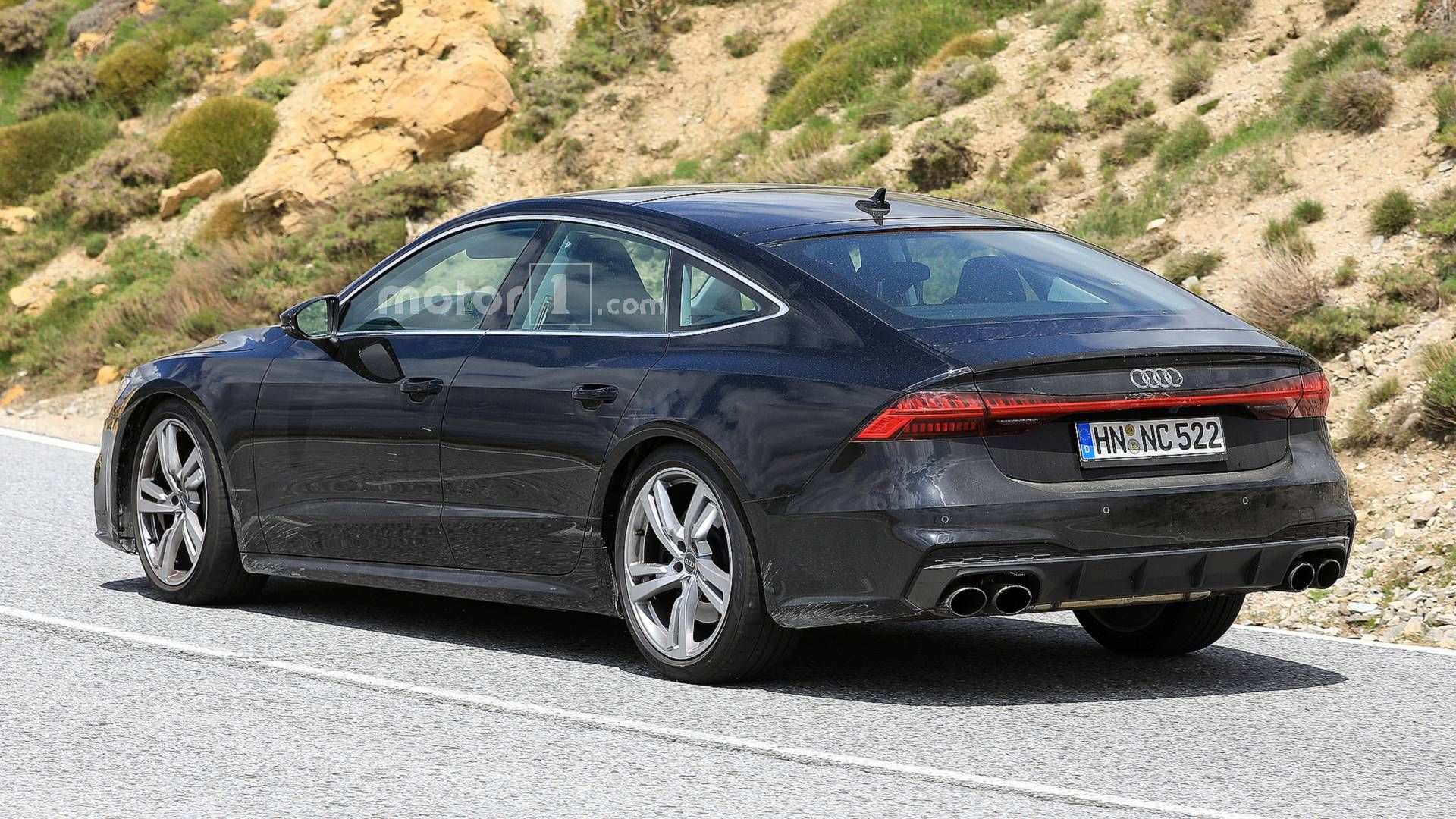 13 All New 2020 All Audi A7 Release for 2020 All Audi A7