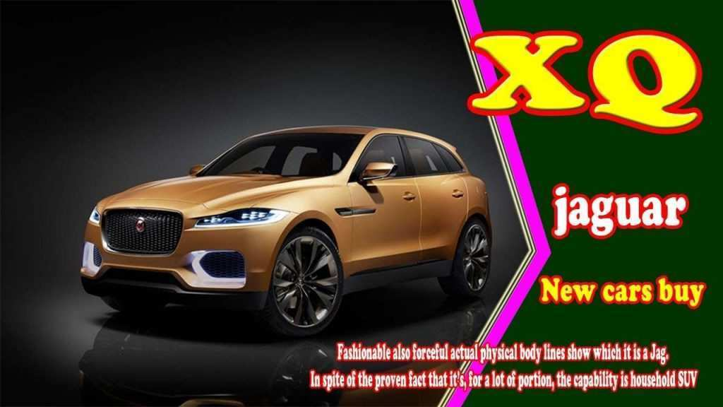 13 All New 2020 Jaguar Xq Crossover Spesification for 2020 Jaguar Xq Crossover