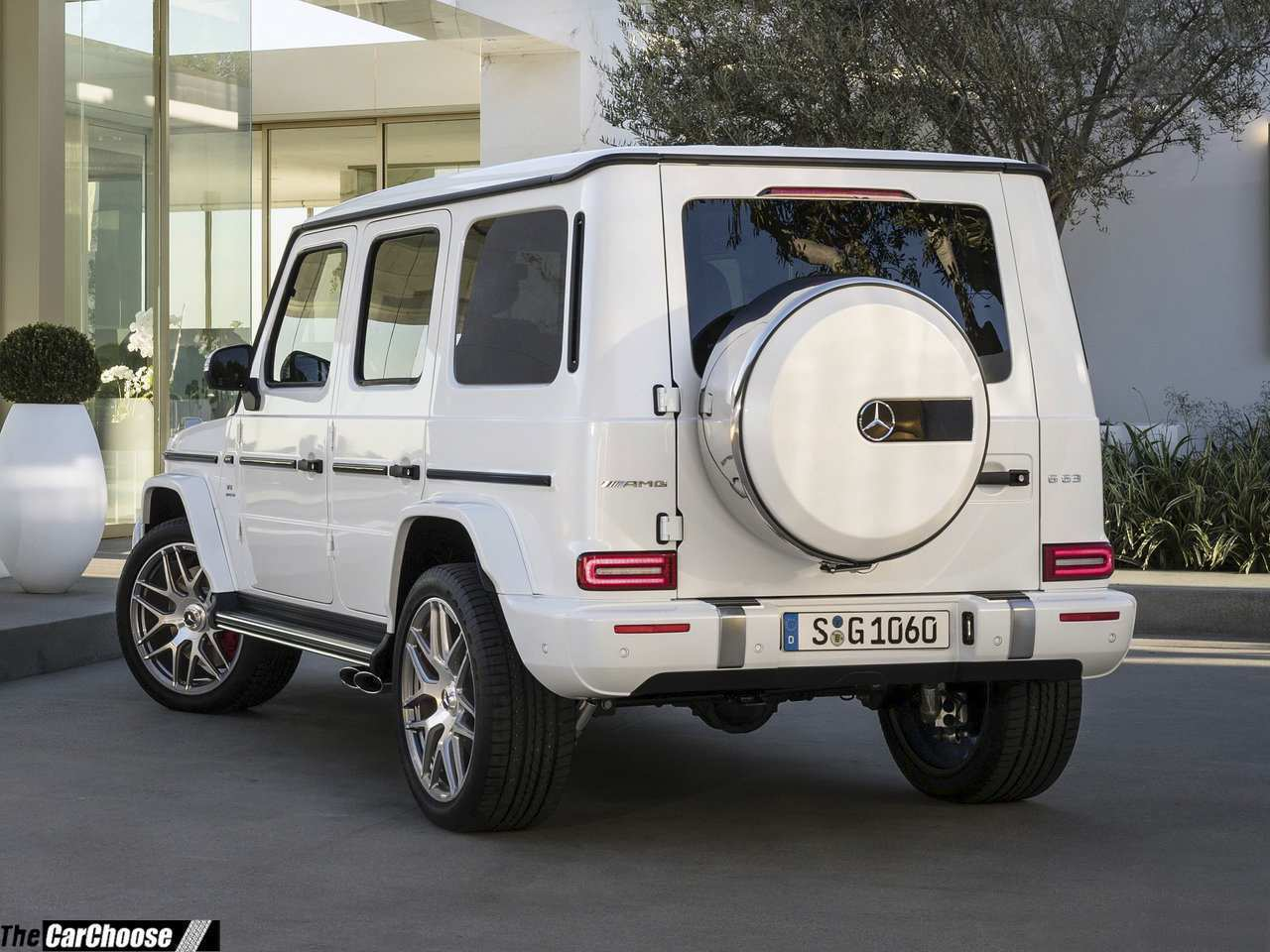 13 All New Mercedes G63 2020 Exterior Pricing for Mercedes G63 2020 Exterior
