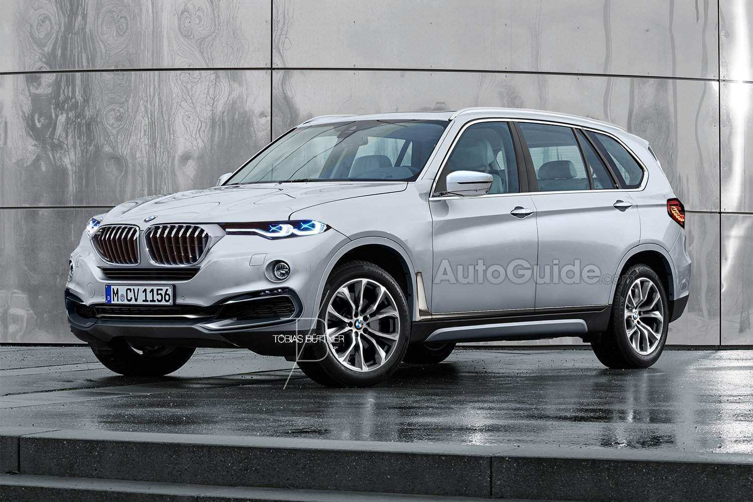 13 Gallery of 2020 BMW X7 Suv Series Exterior and Interior for 2020 BMW X7 Suv Series