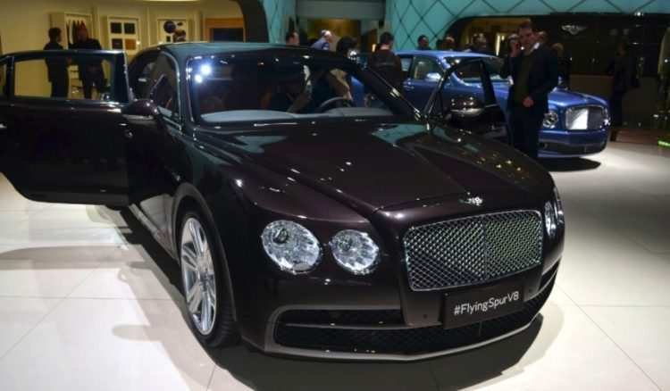 13 Gallery of 2020 Bentley Flying Spur Redesign for 2020 Bentley Flying Spur
