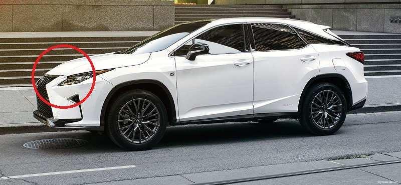 13 Gallery of 2020 Lexus RX 350 Spy Shoot with 2020 Lexus RX 350