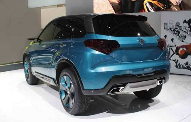 13 Gallery of 2020 Suzuki Grand Vitara 2018 Concept by 2020 Suzuki Grand Vitara 2018