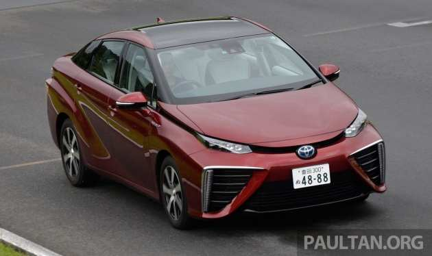 13 Gallery of Toyota Mirai 2020 New Concept for Toyota Mirai 2020