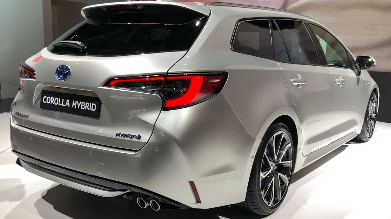 13 Gallery of Toyota Wagon 2020 Research New for Toyota Wagon 2020
