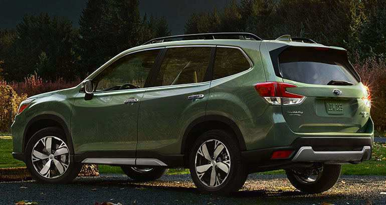 13 Great 2020 Subaru Forester Gas Mileage Spy Shoot with 2020 Subaru Forester Gas Mileage