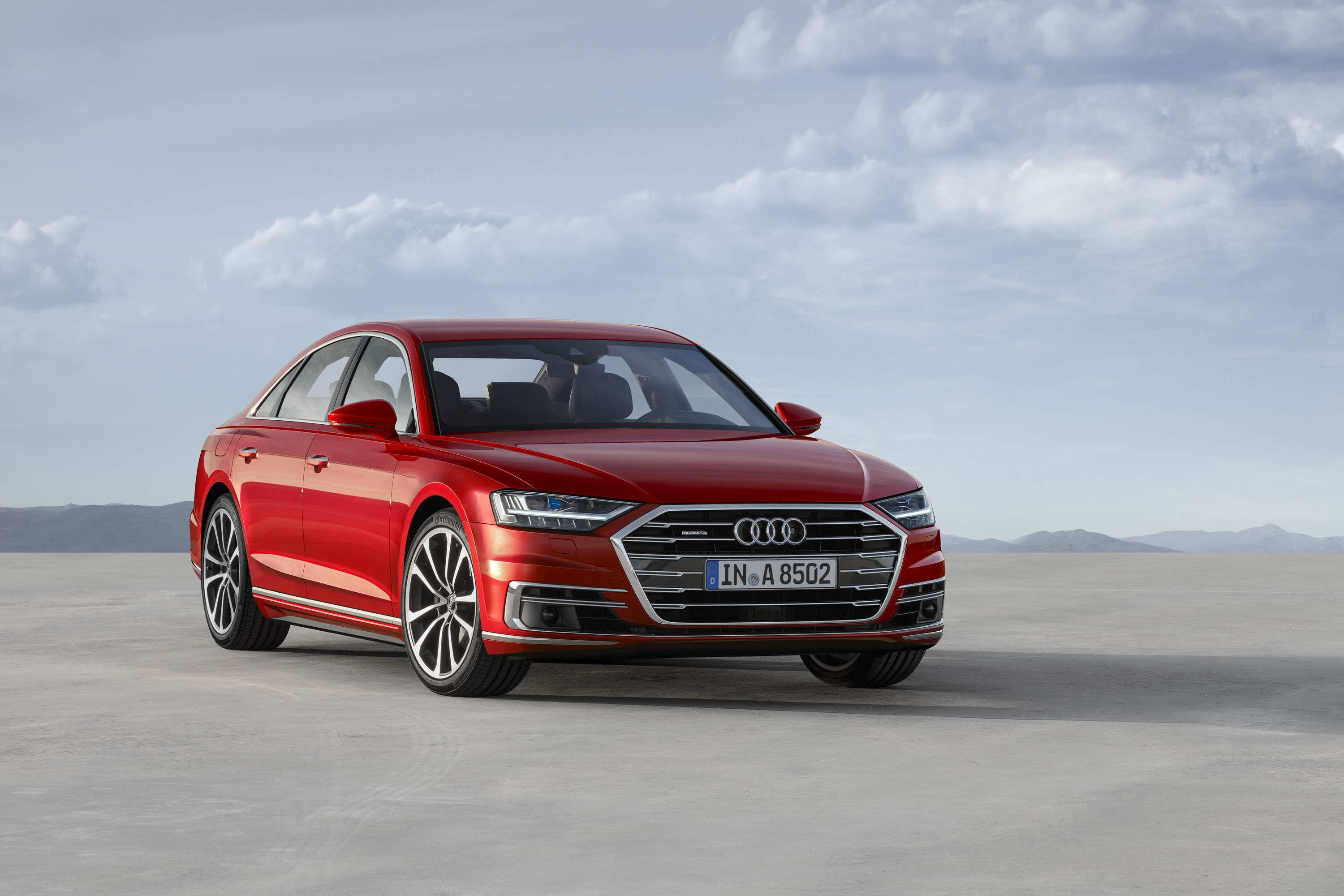 13 Great Audi A8 2020 New Concept by Audi A8 2020