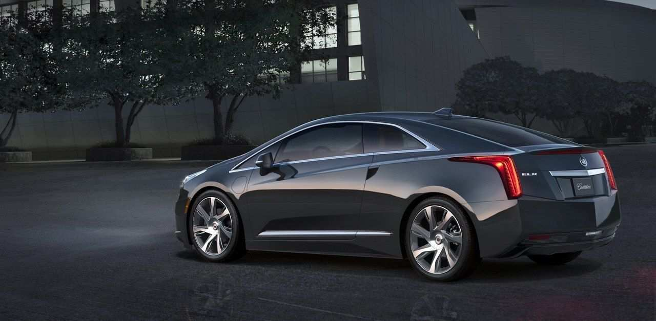 13 The 2020 Cadillac ELR S Interior for 2020 Cadillac ELR S