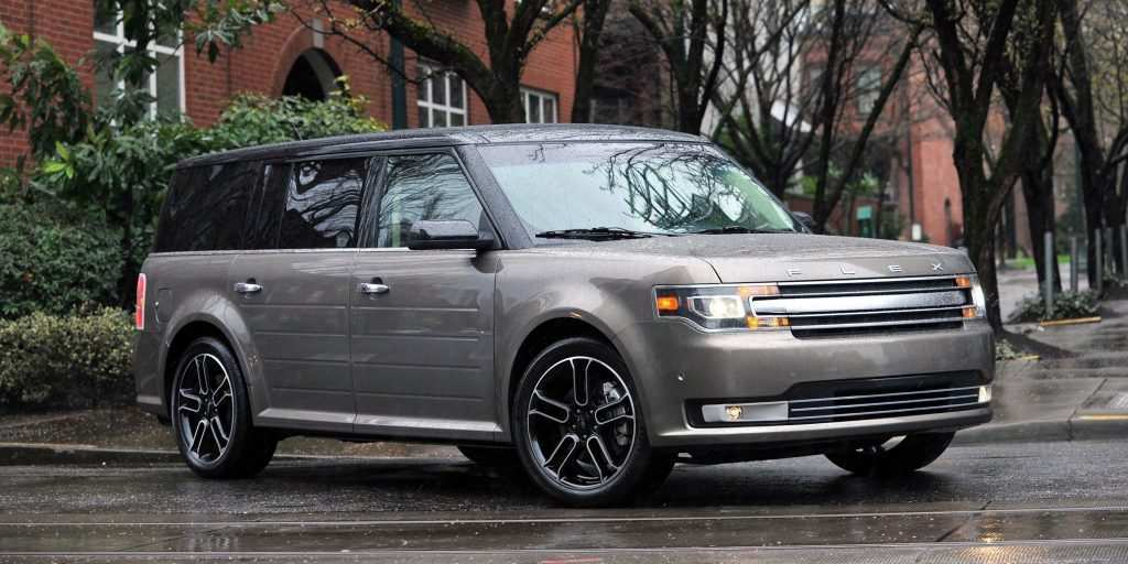 13 The 2020 Ford Flex Exterior by 2020 Ford Flex