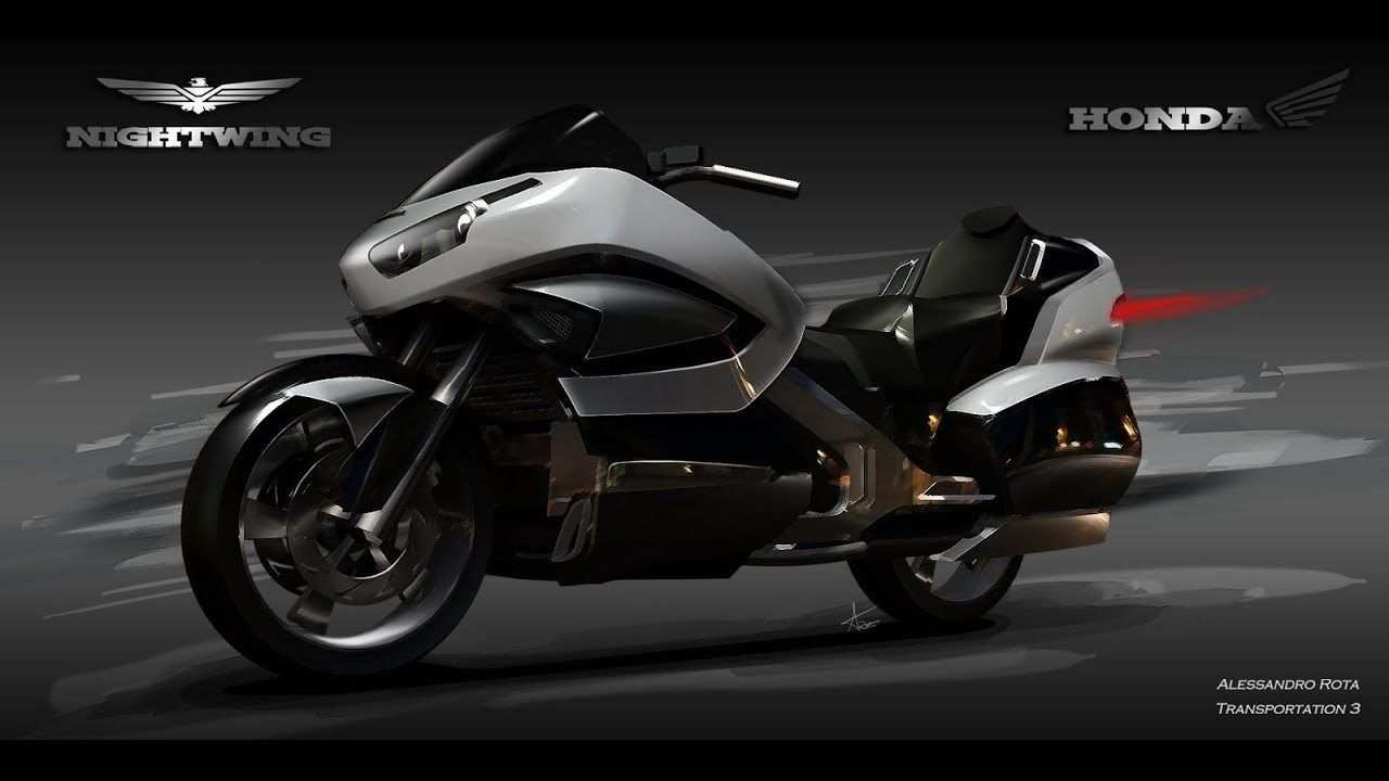 13 The 2020 Honda Goldwing Exterior Performance for 2020 Honda Goldwing Exterior
