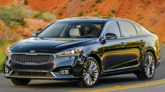 13 The 2020 Kia Cadenza Review with 2020 Kia Cadenza