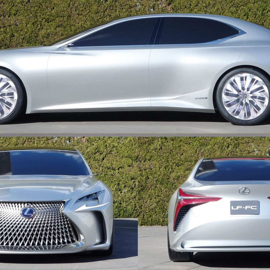 13 The 2020 Lexus LS Performance and New Engine for 2020 Lexus LS