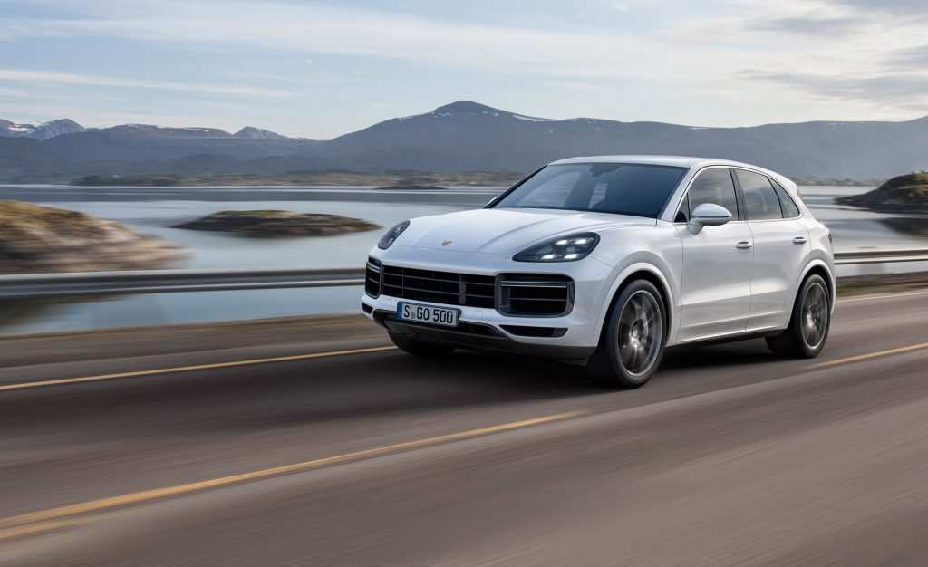 13 The 2020 Porsche Cayenne Turbo S Images with 2020 Porsche Cayenne Turbo S