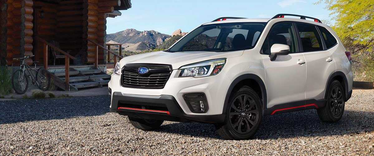 13 The 2020 Subaru Forester Towing Capacity Exterior with 2020 Subaru Forester Towing Capacity