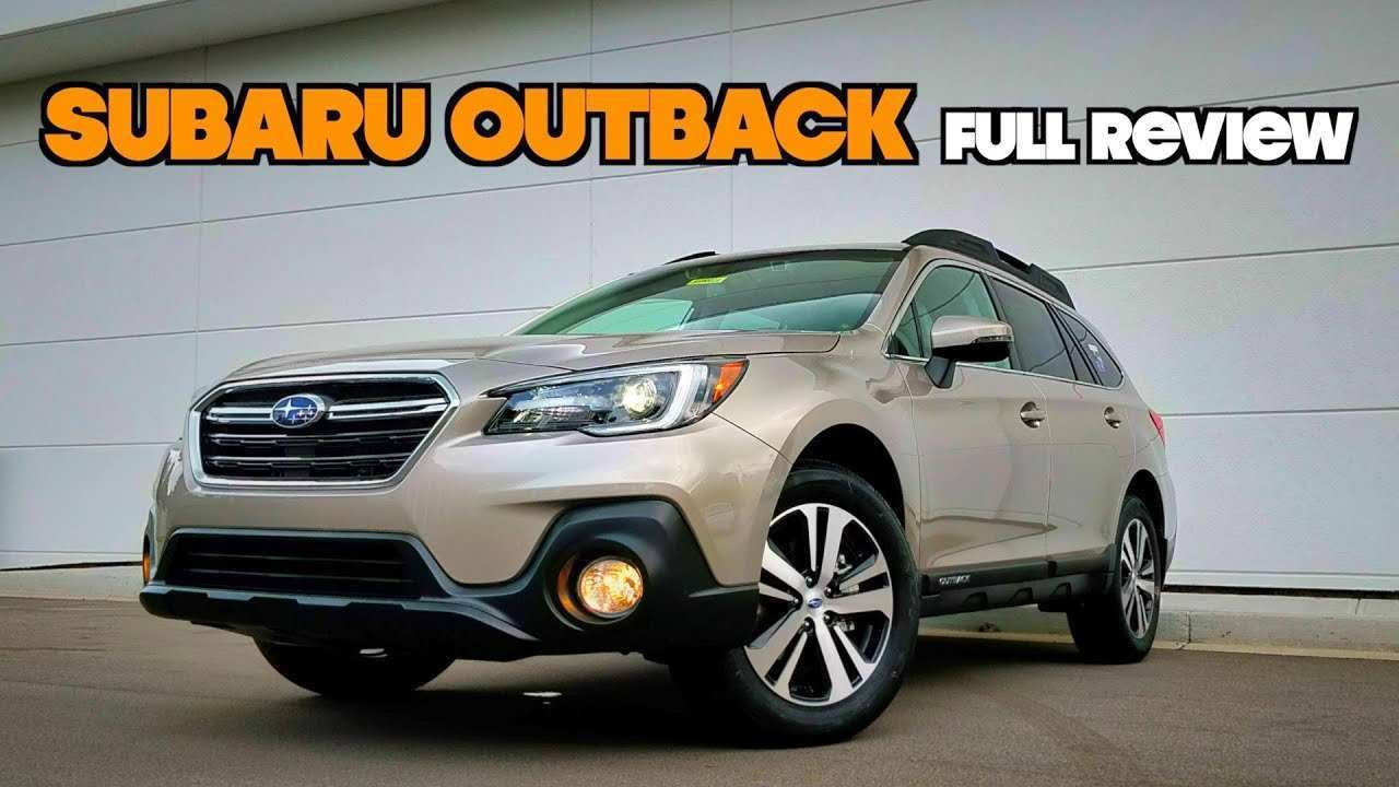 13 The 2020 Subaru Outback Youtube Performance and New Engine for 2020 Subaru Outback Youtube