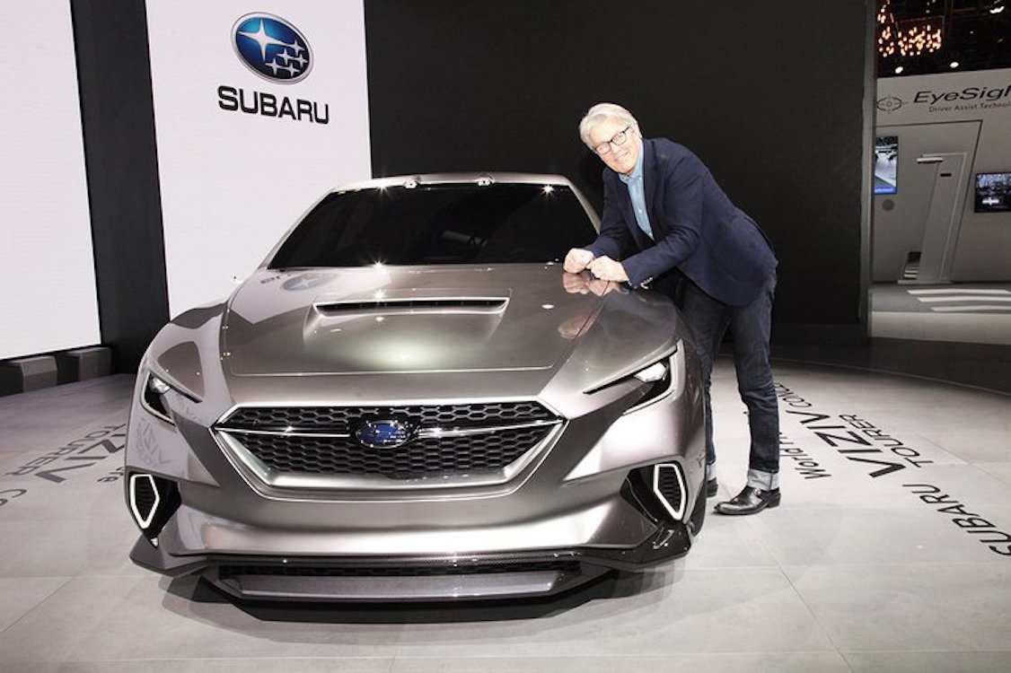 13 The 2020 Subaru Viziv New Concept with 2020 Subaru Viziv