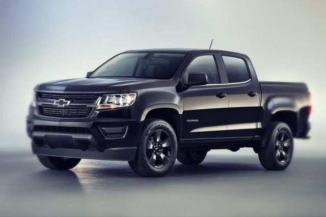 14 All New 2020 Chevy Colorado Specs by 2020 Chevy Colorado