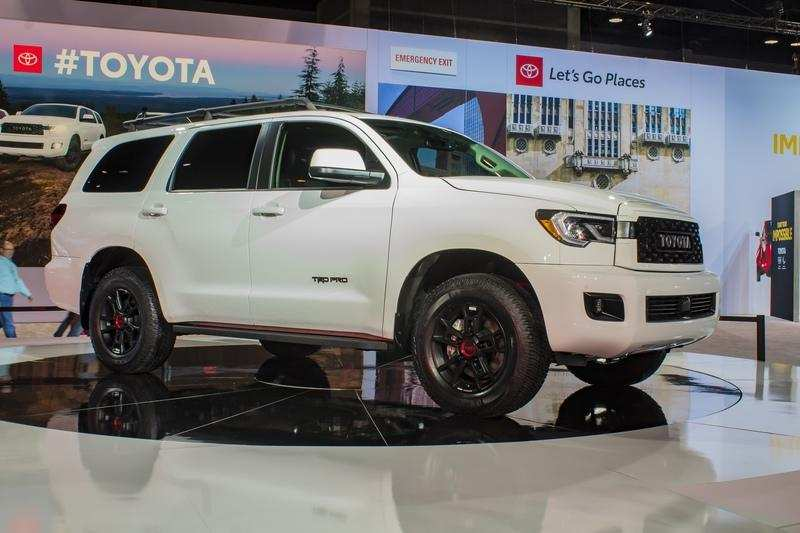 14 All New 2020 Toyota Sequoia Pictures for 2020 Toyota Sequoia