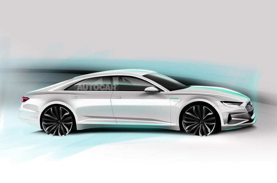 14 Best Review 2020 Audi A9 Concept Exterior with 2020 Audi A9 Concept