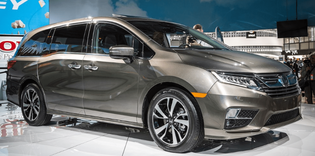 14 Best Review 2020 Honda Odyssey Exterior and Interior for 2020 Honda Odyssey