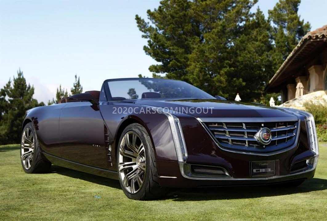 14 Concept of 2020 Cadillac Eldorado New Concept for 2020 Cadillac Eldorado