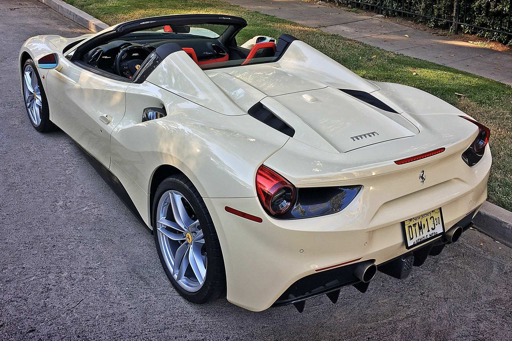 14 Concept of 2020 Ferrari 488 Spider For Sale Concept for 2020 Ferrari 488 Spider For Sale