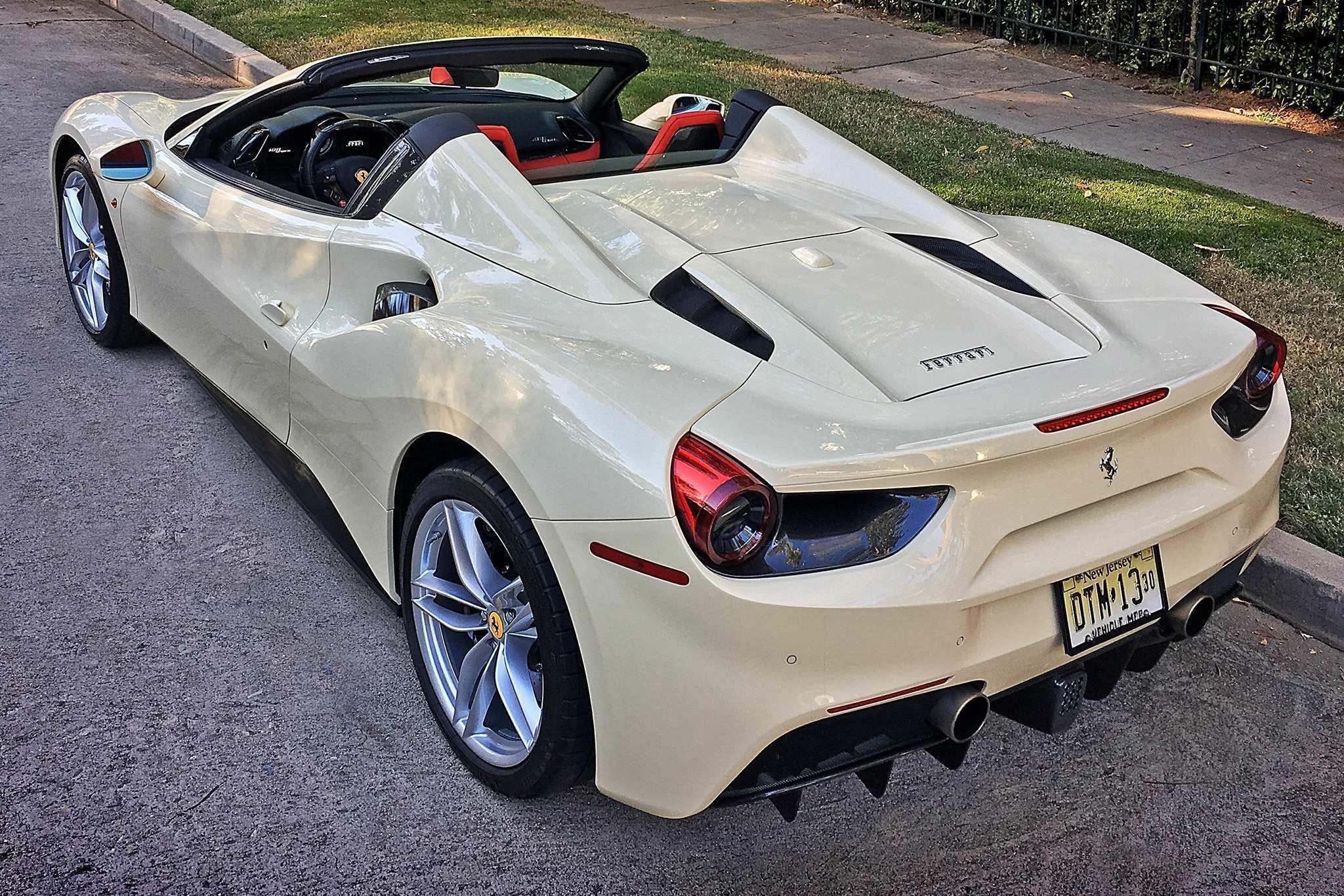 2020 Ferrari 488 Spider For Sale - Car Review : Car Review