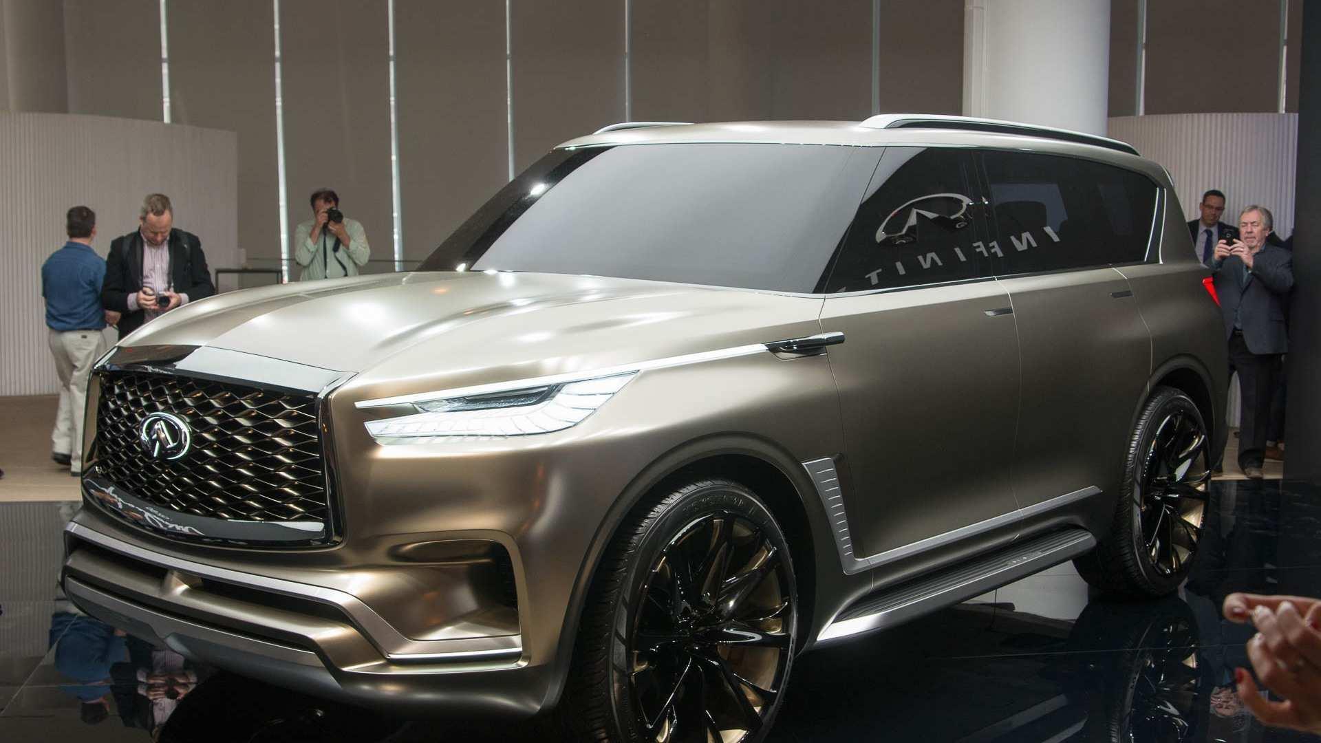 14 Concept of 2020 Infiniti QX80 Style by 2020 Infiniti QX80