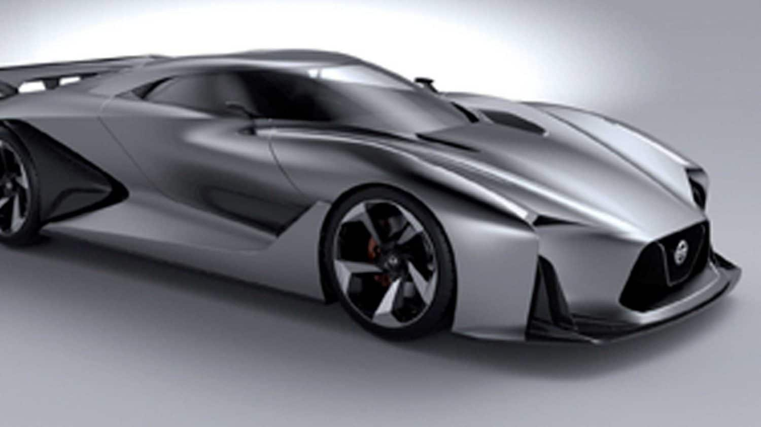 14 Concept of 2020 Nissan Model by 2020 Nissan