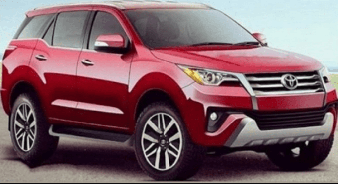 14 Concept of Toyota 2020 Fortuner Release Date with Toyota 2020 Fortuner