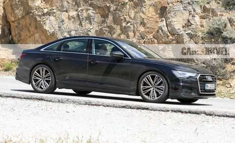 14 Gallery of 2020 Audi S6 Picture for 2020 Audi S6