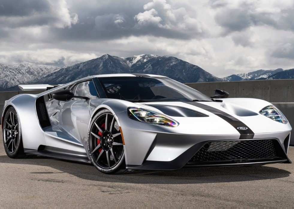 14 Gallery of 2020 Ford GT40 Release Date for 2020 Ford GT40