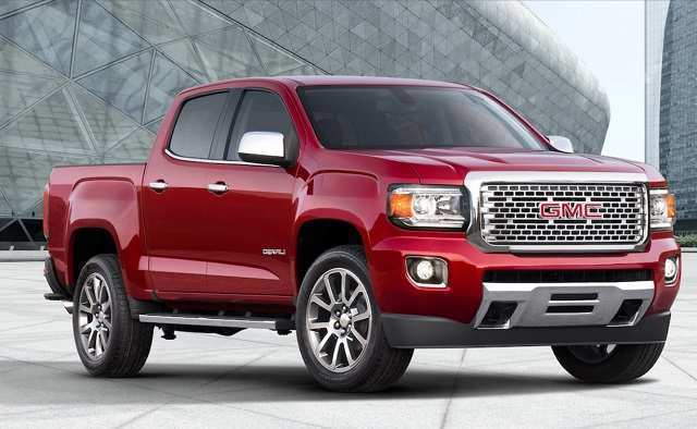 14 Gallery of 2020 GMC Canyon Reviews for 2020 GMC Canyon