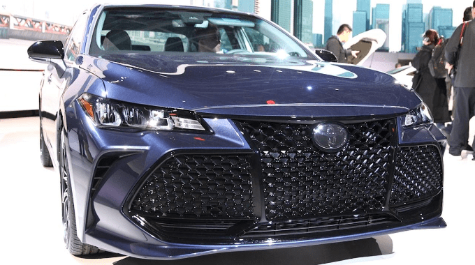14 Gallery of 2020 Toyota Avalon Price for 2020 Toyota Avalon