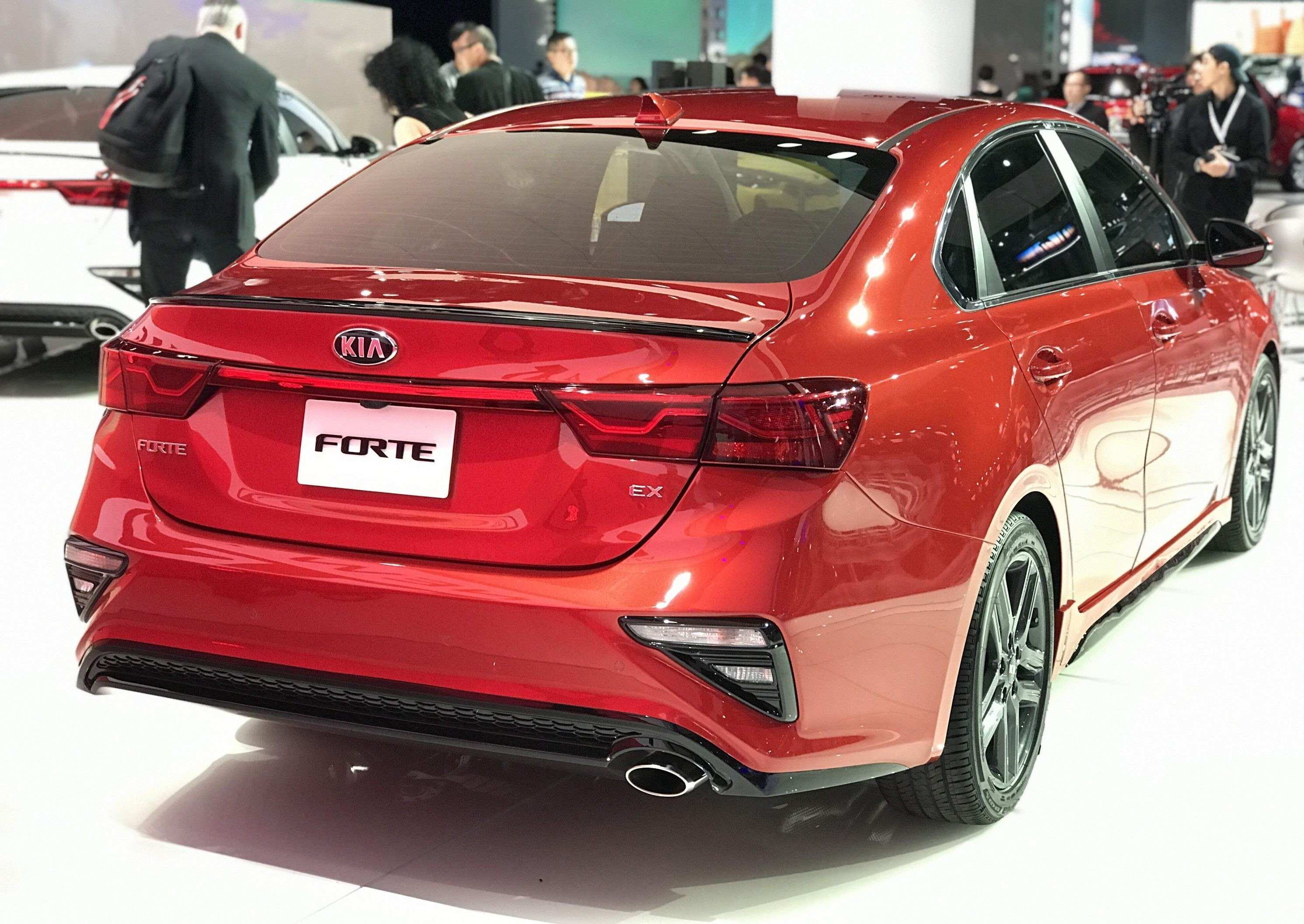 14 Gallery of Kia Forte 2020 Exterior Date Pricing with Kia Forte 2020 Exterior Date