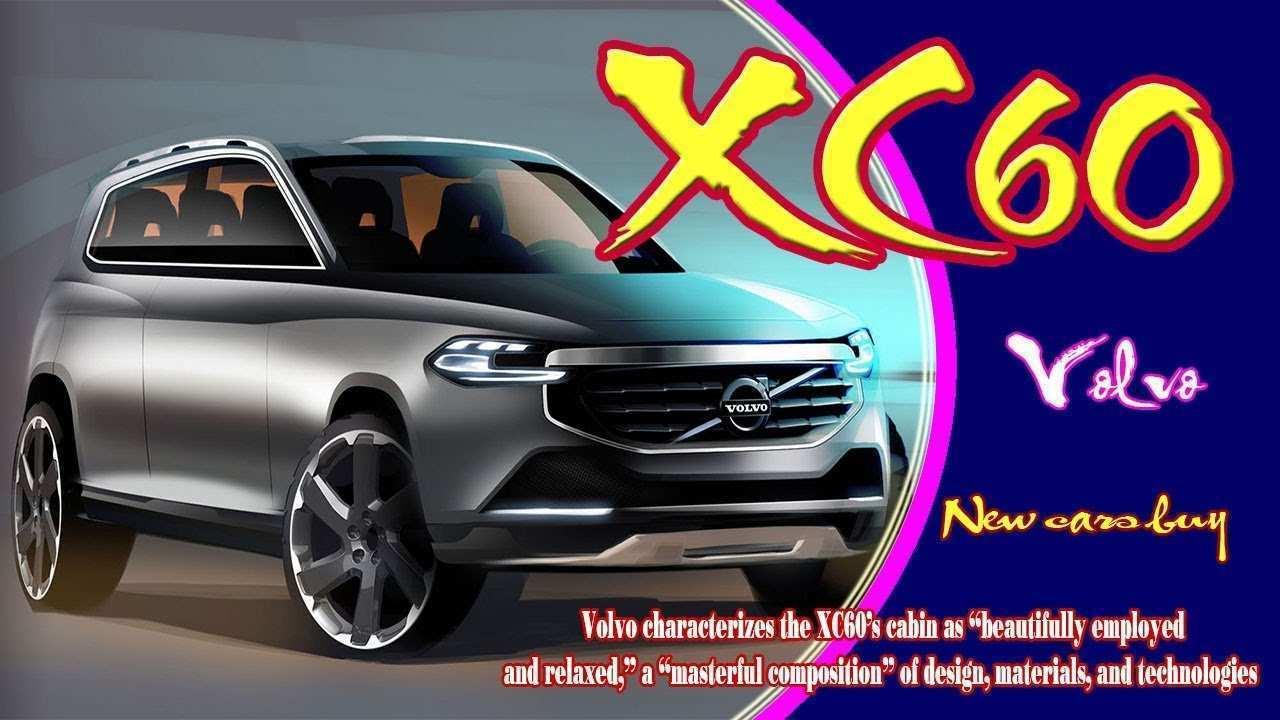 14 Great 2020 Volvo XC60 Interior with 2020 Volvo XC60