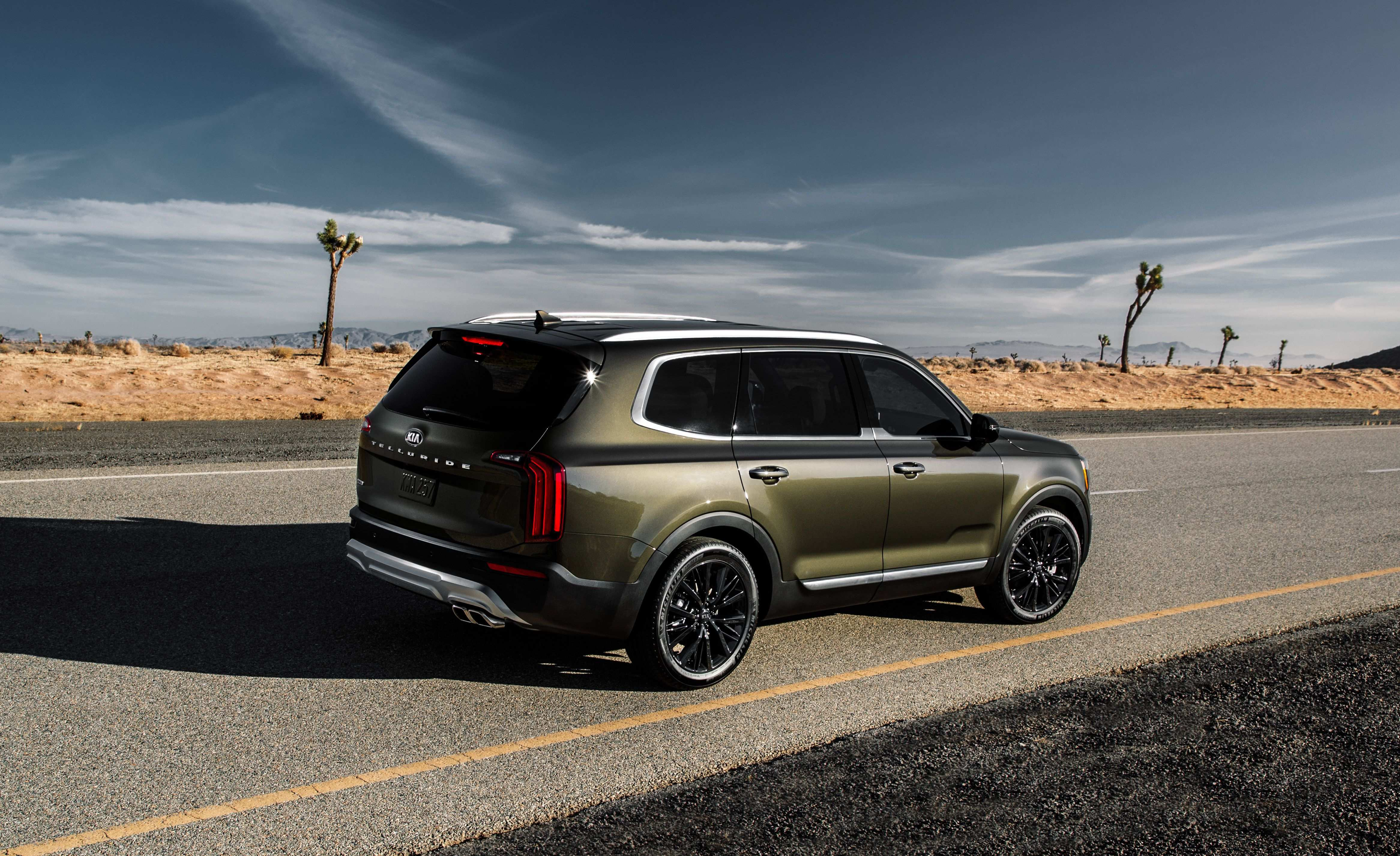 14 Great Kia 2020 Telluride New Concept by Kia 2020 Telluride