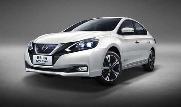 14 Great Nissan Sylphy 2020 Spy Shoot by Nissan Sylphy 2020