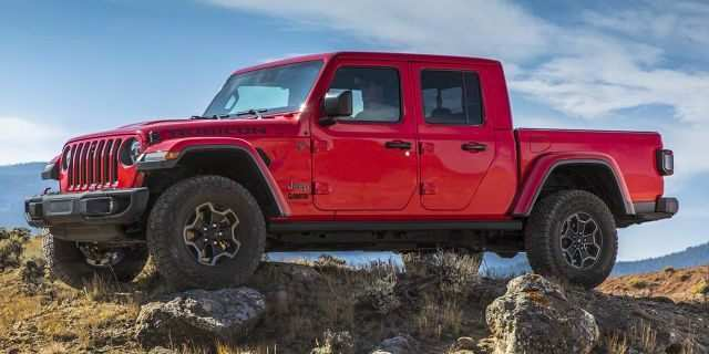 14 New 2020 Jeep Comanche Pictures for 2020 Jeep Comanche