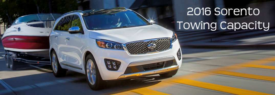 14 New 2020 Kia Sorento Towing Capacity Overview by 2020 Kia Sorento Towing Capacity