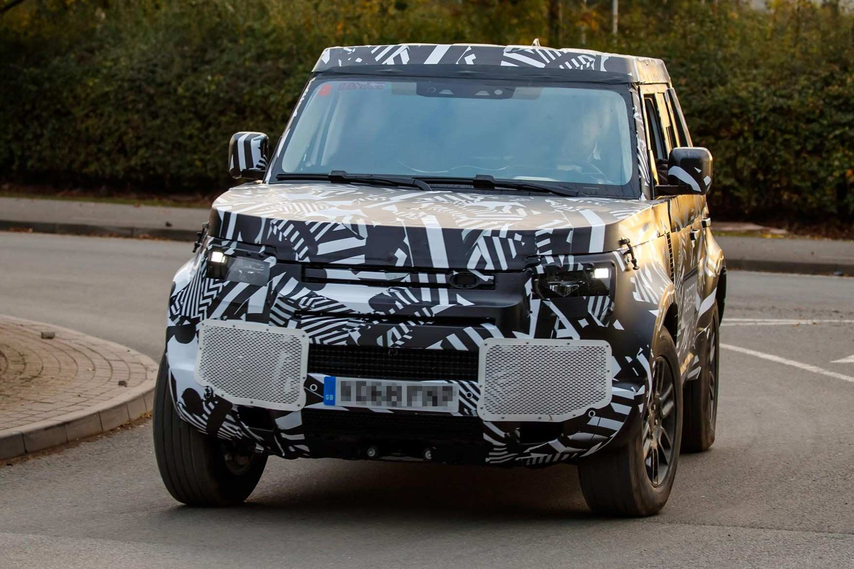 14 New 2020 Land Rover Defender Picture for 2020 Land Rover Defender