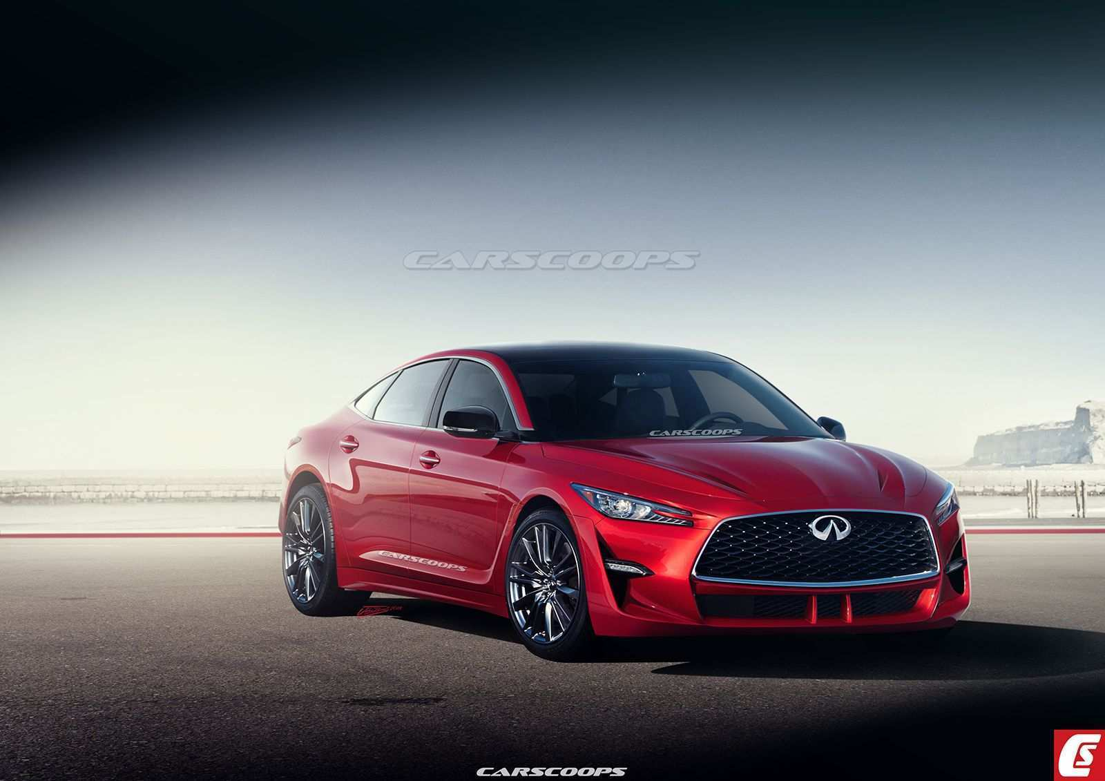 14 The 2020 Infiniti New Concept Concept by 2020 Infiniti New Concept