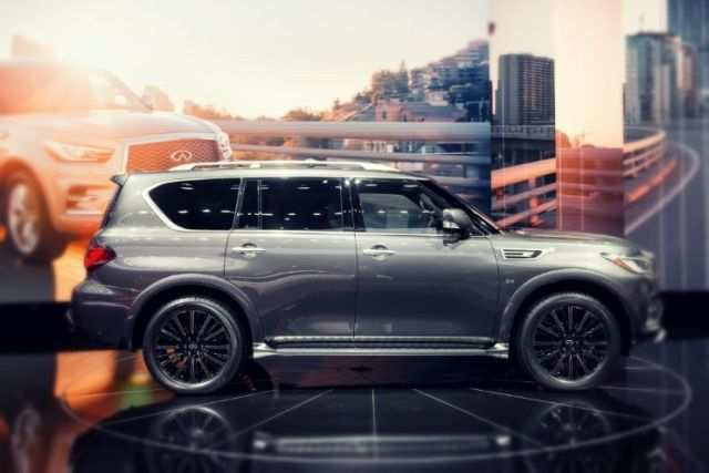 14 The 2020 Infiniti QX80 Spy Shoot by 2020 Infiniti QX80