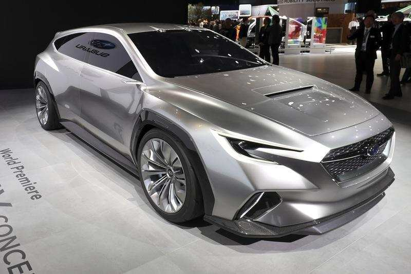 14 The Subaru Exterior 2020 Price and Review for Subaru Exterior 2020