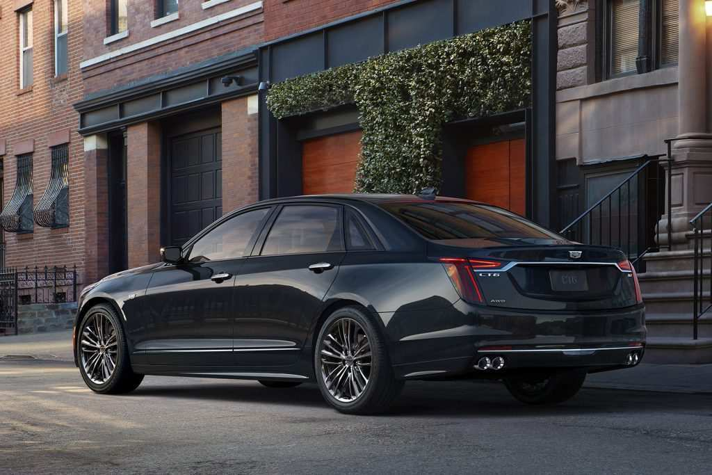 15 All New 2020 Cadillac CT6 Redesign and Concept by 2020 Cadillac CT6