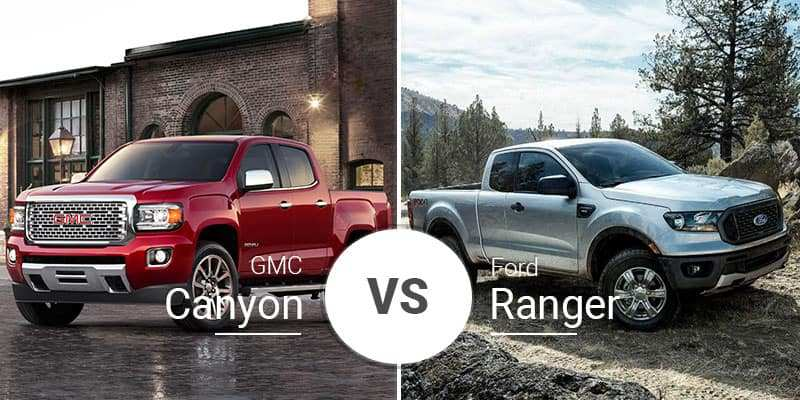 15 All New 2020 Ford Ranger Vs BMW Canyon Specs and Review by 2020 Ford Ranger Vs BMW Canyon