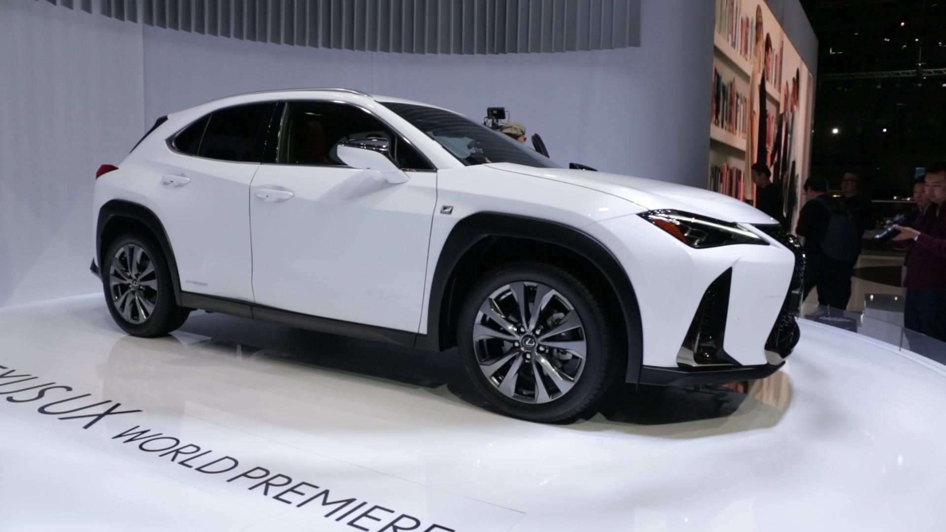 15 All New 2020 Lexus Ux Exterior Canada Rumors for 2020 Lexus Ux Exterior Canada
