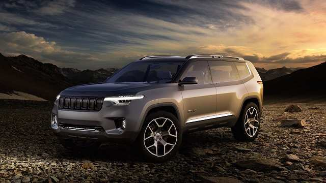 15 Best Review 2020 Jeep Wagoneer 2018 Configurations by 2020 Jeep Wagoneer 2018