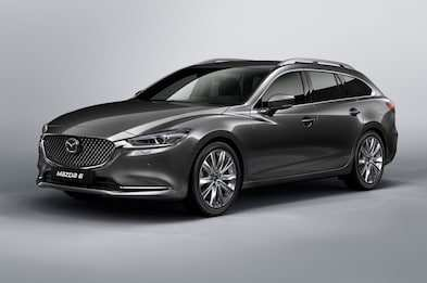 15 Best Review 2020 Mazda 6 Wagon Canada Model for 2020 Mazda 6 Wagon Canada